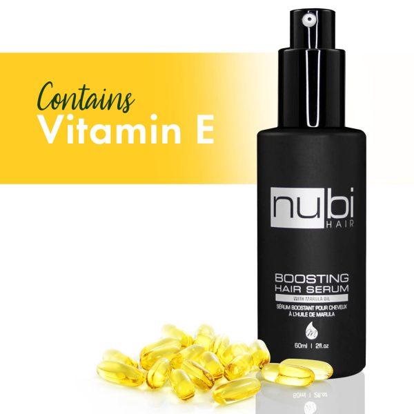 hair serum vitamin e