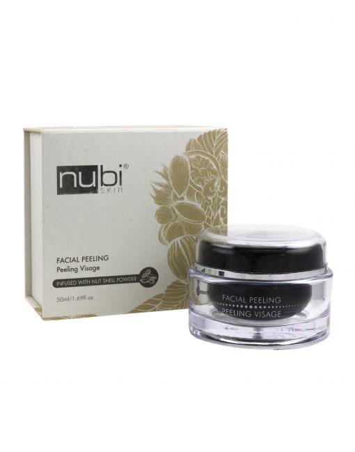 NubiSkin-Facial-Peeling
