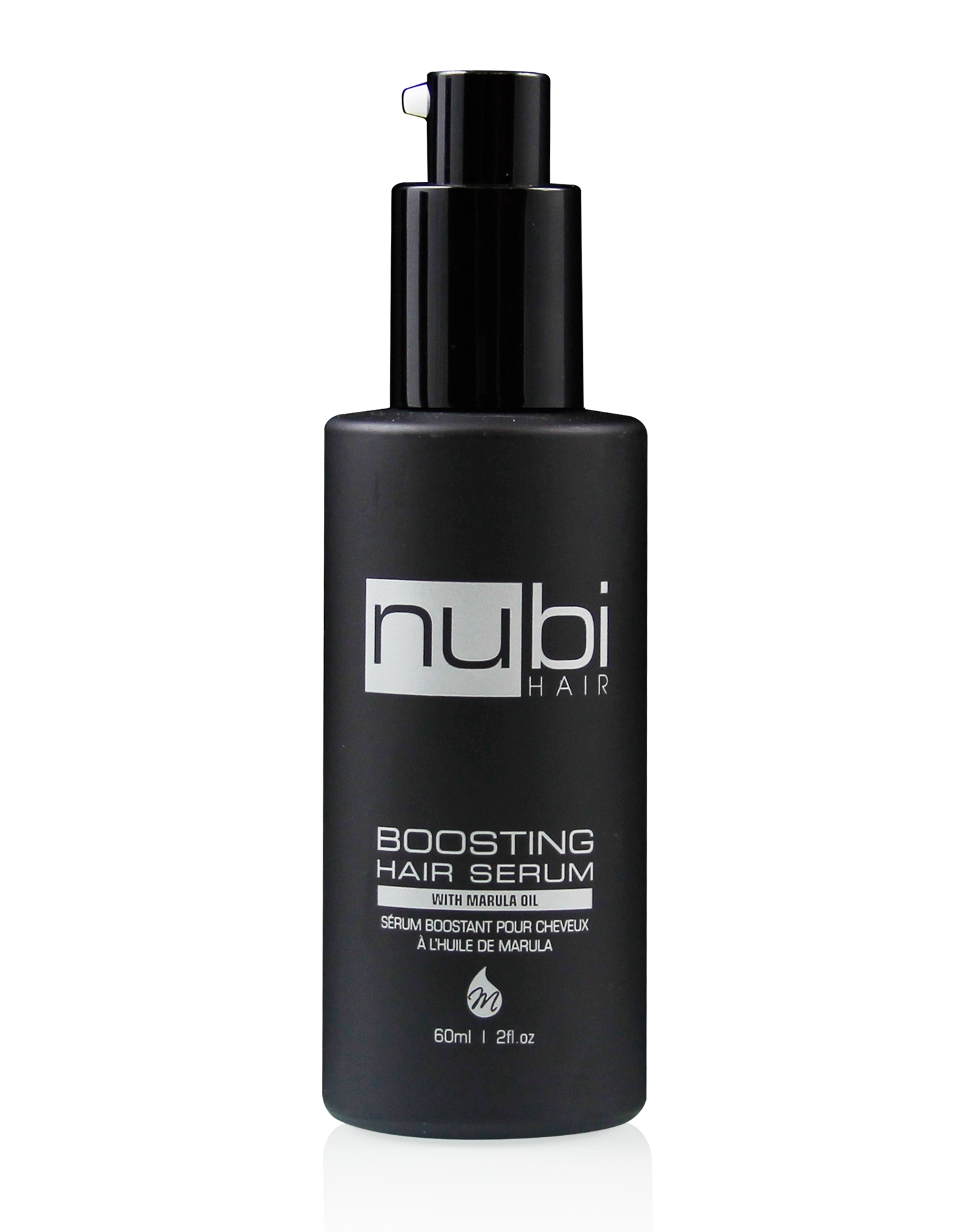 Nubi hair boosting hair serum