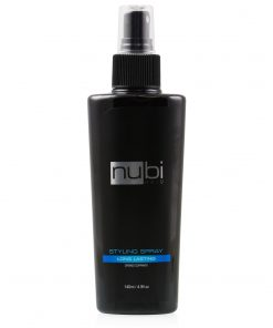 Nubi hair styling spray